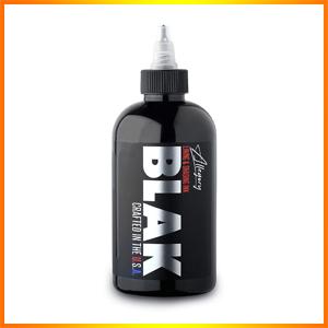 Allegory Premium Lining & ShadingTattoo Ink Black (8 oz)