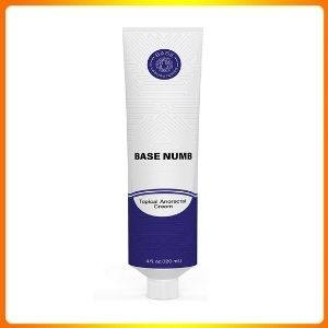 Base Labs 5% Lidocaine Numbing Cream for Tattoos