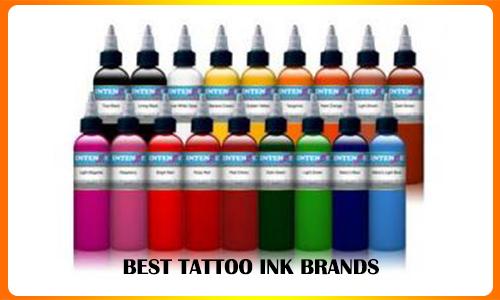 Best Tattoo Ink Brands