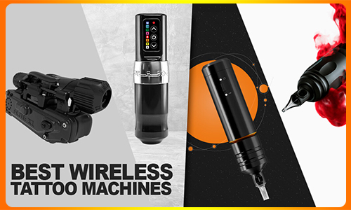 Best Wireless Tattoo Machine