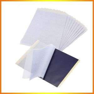 CINRA 30 Sheets Thermal Stencil Paper Tattoo Transfer Paper