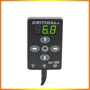 Critical Tattoo Power Supply CX1-G2 CX1G2 AUTHENTIC