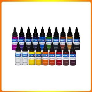 INTENZE Color Tattoo Ink Sets 1 oz
