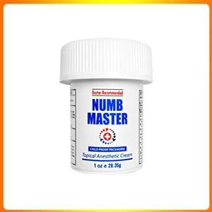NUMBING FORMULA WITH 5% LIDOCAINE, UTMOST POWER DURABLE PAIN REDUCING CREAM