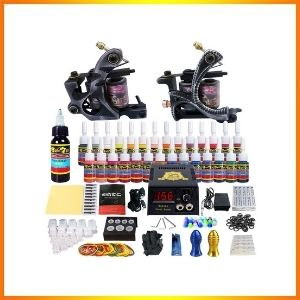 Solong Tattoo package for beginners machine