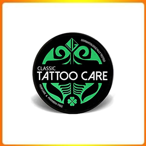 Tattoo Aftercare Ointment with Natural Ingredients