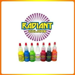 Tattoo Ink Radiant Colors
