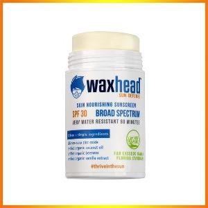 Waxhead HUGE Zinc Oxide Sunscreen Face Stick