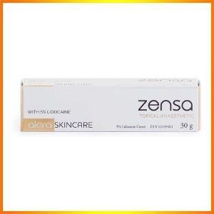 Zensa is fast working on numbing cream