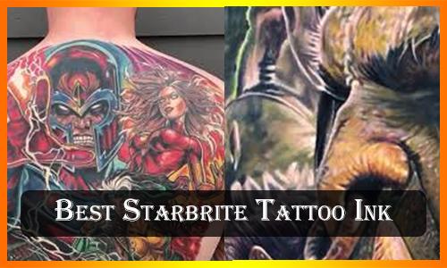 Best Starbrite Tattoo Ink