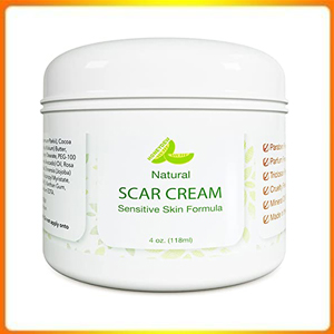 SCAR REMOVING FACE CREAM WITH BLEMISH OINTMENT AND MOISTURIZER FOR BODY AND FACE TATTOO PROTECTING CREAM.
