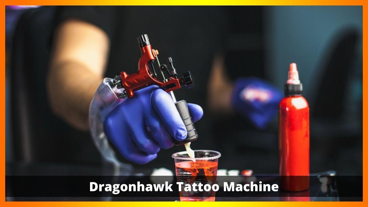 Dragonhawk Tattoo Machine