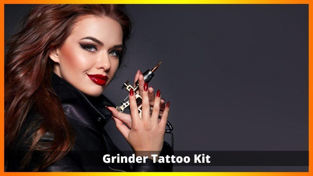 Grinder Tattoo Kit