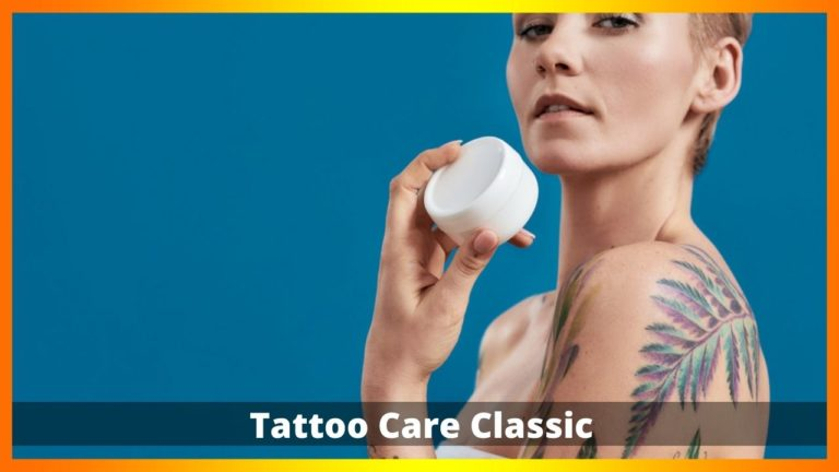 Tattoo Care Clasic