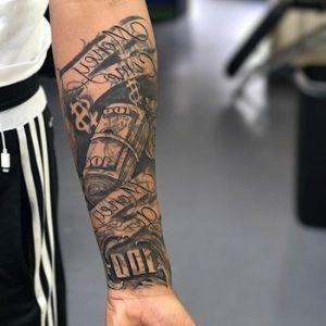 Money Tattoo