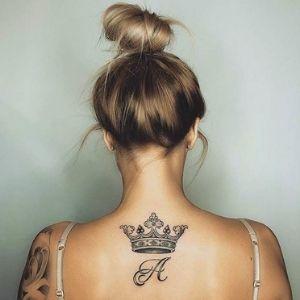 Crown Tattoo | Best Tattoo Ideas for Women