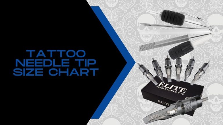Tattoo Needle Tip Size Chart